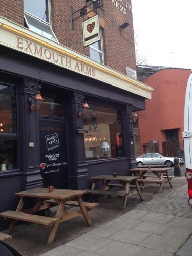 PubLove @ The Exmouth Arms, Euston - Photo 3 of 49