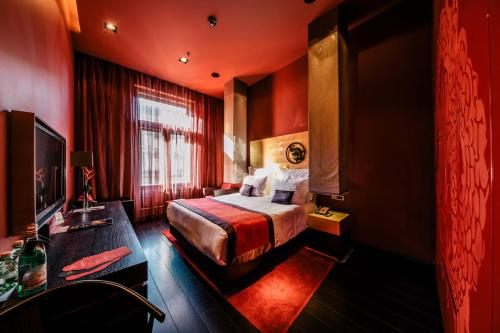 Buddha-Bar Hotel Budapest Klotild Palace rum bilder