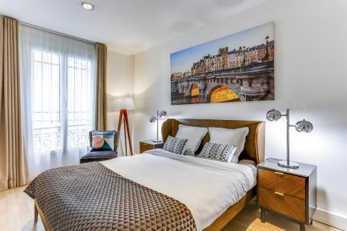 Apartments Paris Centre - At Home Hotel impression