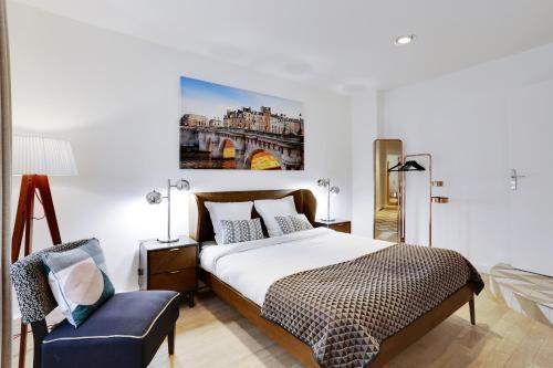 Apartments Paris Centre - At Home Hotel photo 79