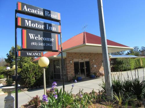 Фото отеля Acacia Rose Motor Inn
