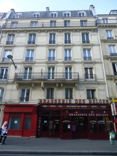 Hotel des Belges - Hôtel - Paris
