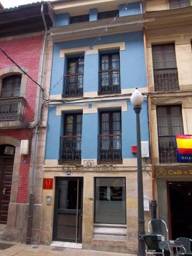 . Apartamentos Entrepalacios
