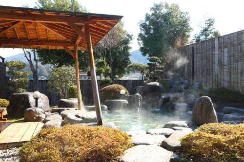 清新湖瑞蓋米諾莫里日式旅館 Refresh in Hirugami no Mori