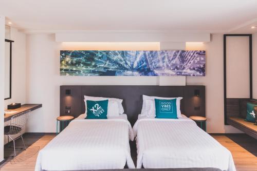 X2 Vibe Bangkok Sukhumvit Hotel photo 55