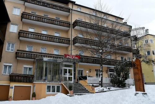 Фото отеля Appartements Stadt Wien