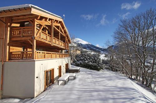 Odalys Chalet Nuance de gris - Alpe d'Huez