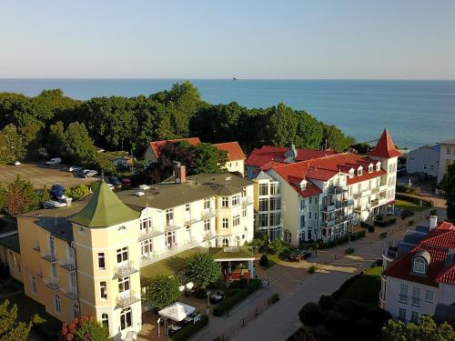 . Hotel Residenz Waldkrone Kühlungsborn