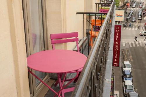 Vintage Paris Gare du Nord by Hiphophostels photo 62