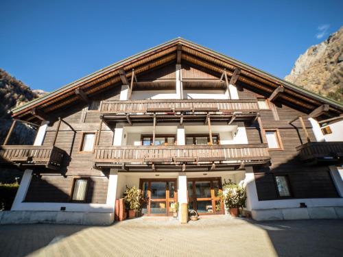 Residence Apfel - Accommodation - Gressoney-Saint-Jean