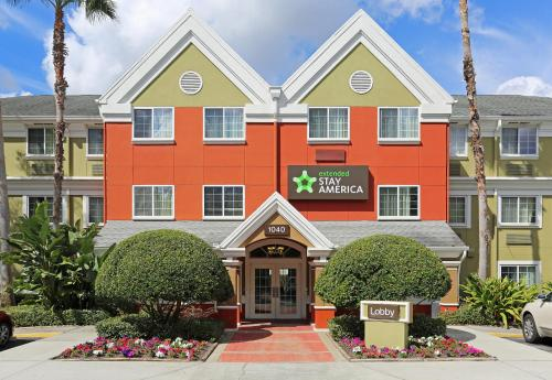 . Extended Stay America Suites - Orlando - Lake Mary - 1040 Greenwood Blvd