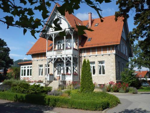 . Stadt-gut-Hotel Hoffmanns Gästehaus