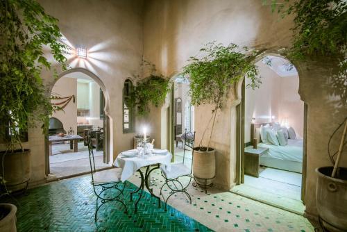 55 Derb Ben Zina, Kasbah, 40040 Marrakech, Morocco.