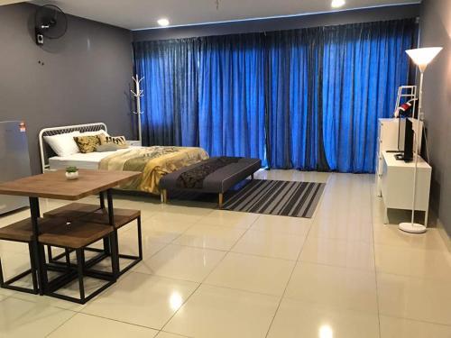 34 Studio at Trefoil Setia Alam, Kuala Lumpur