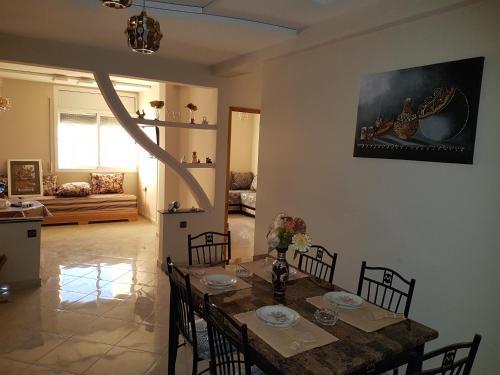 . Appartement de lux 4 chambres