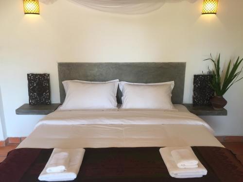 Villa Kep Resort стая снимки