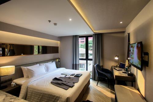 Vince Hotel Pratunam photo 51