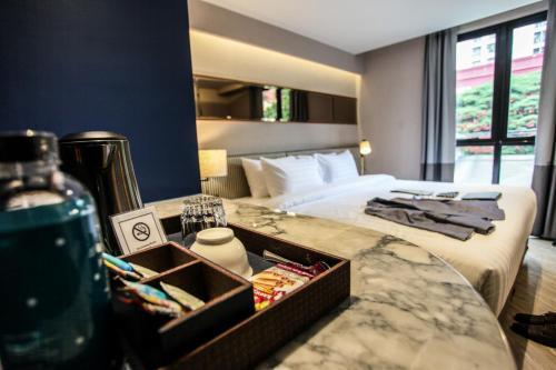 Vince Hotel Pratunam photo 52