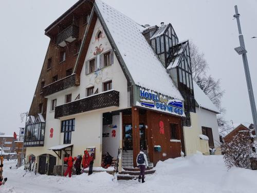 Hotel des Neiges Les Deux Alpes