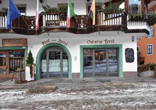 Post Hotel Ristorante Tyrol Moena