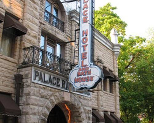 The Palace Hotel And Bath House Spa - Eureka Springs, AR 72632