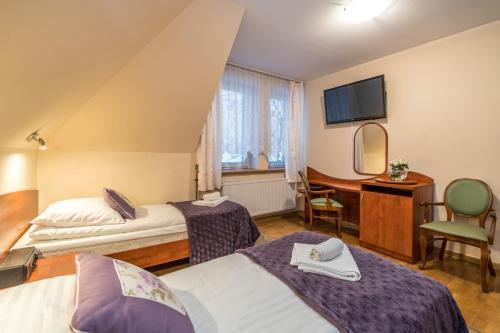 Astoria - Willa Literatów - Accommodation - Zakopane