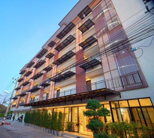 . 168 Studio Hotel Ubon ratchathani