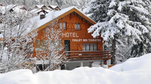 Фото отеля Chalet des touristes