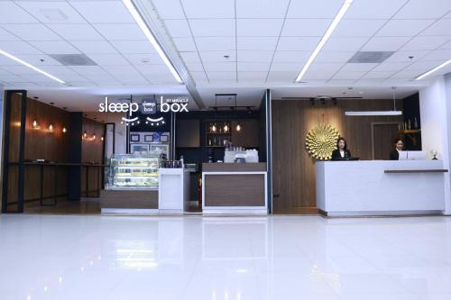Sleep Box by Miracle impression