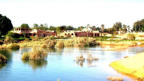Фото отеля Eskaleh Nubian House