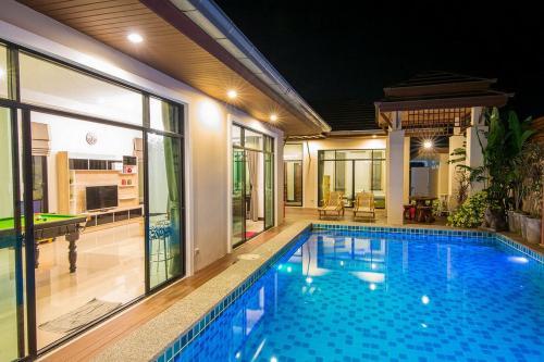 MonTra Pool Villa MonTra Pool Villa