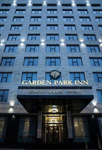 Garden Park Inn - Hotel - Almaty