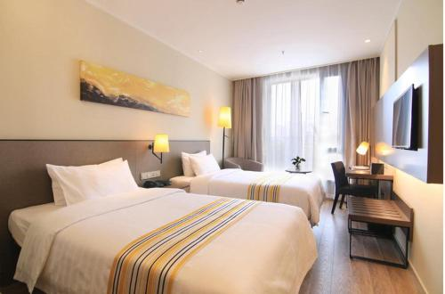 Homeinn Hotel Boutique Shanghai Pudong Airport Branch