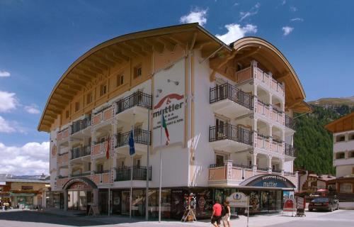 Hotel Garni Muttler Alpinresort & Spa Samnaun