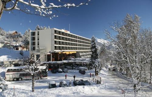 Hotel Central Résidence - Leysin