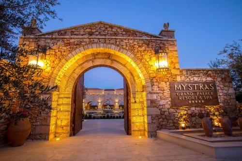 . Mystras Grand Palace Resort & Spa