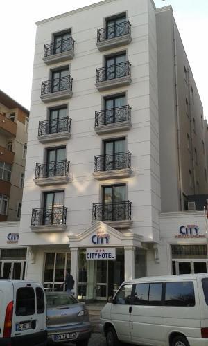 . Hotel City Cerkezkoy