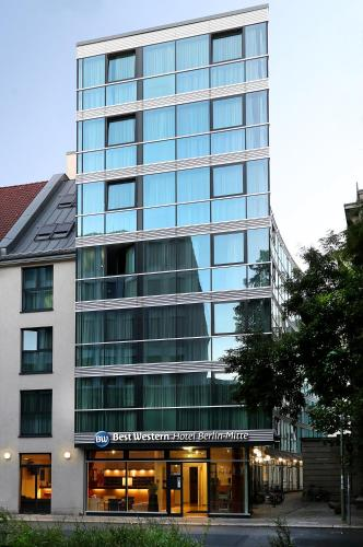 Best Western Hotel Berlin Mitte - Photo 2 of 79