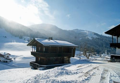 Hütte Badstub - Apartment - Thierbach
