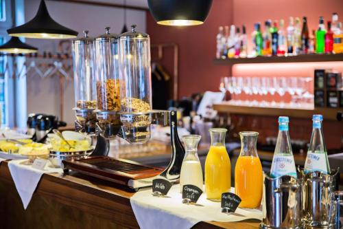 Hotel Poppenbütteler Hof photo 52