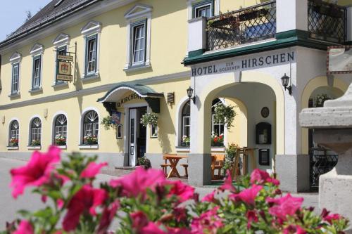 . Hotel zum goldenen Hirschen
