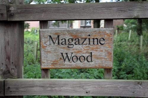 Magazine Wood, Peddars Way, Sedgeford, Hunstanton PE36 5LW, United Kingdom.
