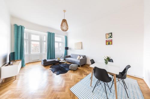 Hotel-overnachting met je hond in Boris' Apartments Riverside - Praag - Praag 5