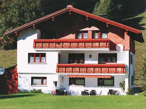 Hotel-overnachting met je hond in Ferienwohnung in Klösterle A 080.004 - Klösterle am Arlberg