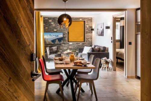 Montana Lodge - Accommodation - Val Thorens