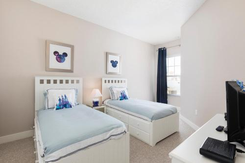 Summerville Resort Four Bedroom Townhome Sv116 - Kissimmee, FL 34747