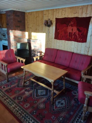 Knutebu Two-Bedroom Cottage