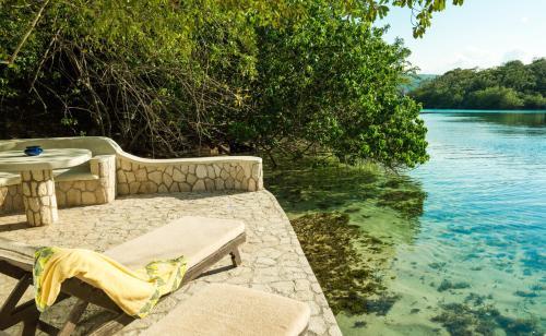 Oracabessa Bay, Oracabessa, Jamaica.