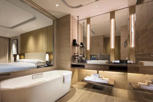Hilton Jinan South Hotel & Residences camera foto