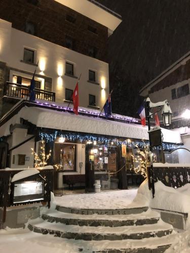 Hotel Edelweiss 187109 Breuil Cervinia